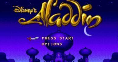 Aladdin – Virgin Interactive per Mega Drive – 1993