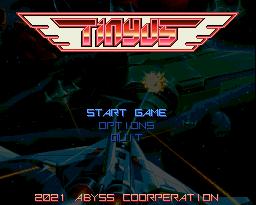 Anteprima Tinyus – aBYSs per Amiga